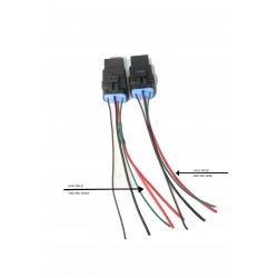115300 REPLACEMENT HI/LO FAN RELAY KIT (SPLICE SET)
