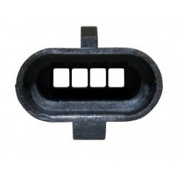4 way male sealed Metripack connector