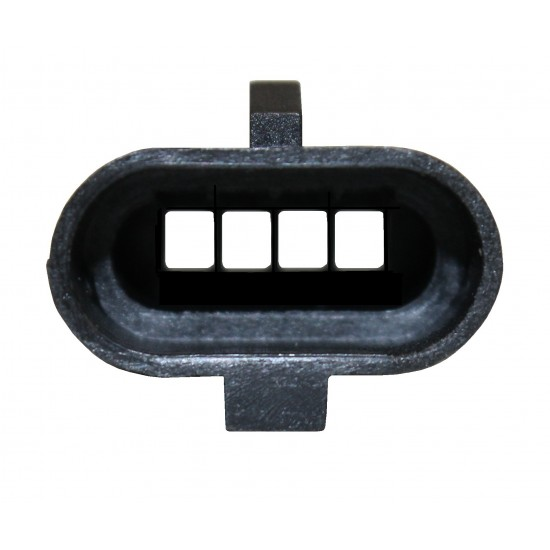 4 way male sealed Metripack connector