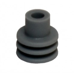 DELPHI WEATHER PACK CABLE SEAL 280 GRY 14-12 GA 409002