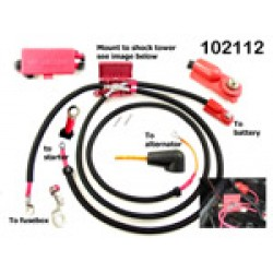 Positive Battery Relocation Cable CTS-V