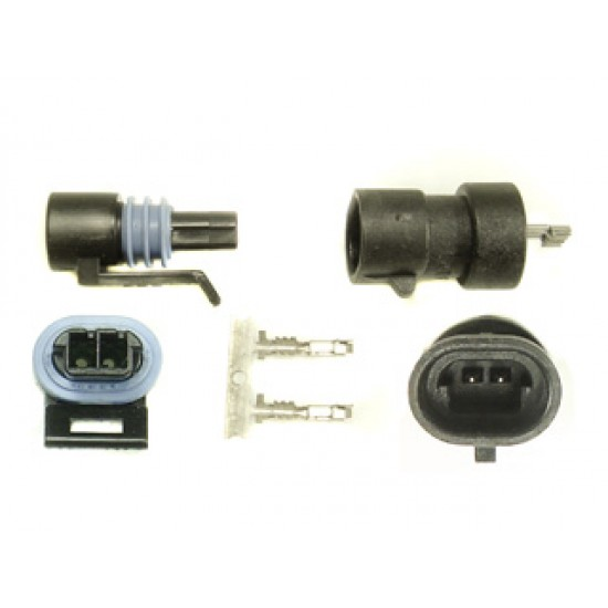 Connector Kit - Pair - CTS BLACK