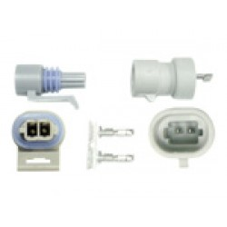 Connector Kit - Pair - AIR TEMP SENSOR - GRAY
