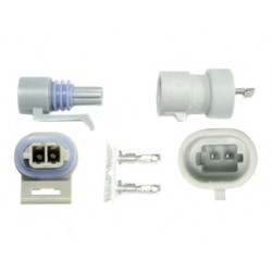 Connector Kit - Pair - AIR TEMP SENSOR - GRAY