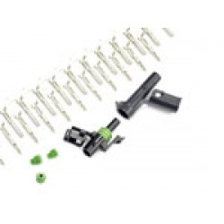 Weatherpack Replacement Kit 1 Cavity