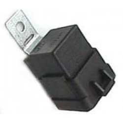 Sealed Relay 30 AMP Black