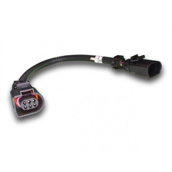 """24"""" FORD front O2 sensor extension (2011-14 Ford Mustang GT 5.0 and Shelby ONLY)"""