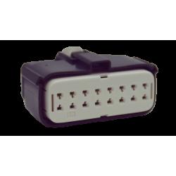 16 WAY Molex MX150L Sealed Connector