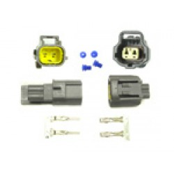 Connector Kit - Pair - AIR TEMP SENSOR - GRAY DODGE