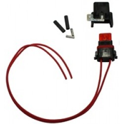 109158 MAXX-DUTY 50 AMP Sealed Fuse Holder PigTail