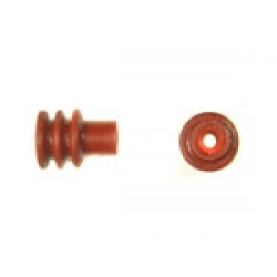 409004 - Cable Seal used on 150 series Metripack = RED